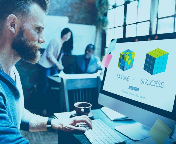 Empresas inteligentes fazem trabalho remoto