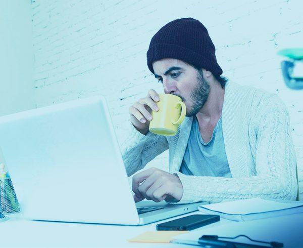 Socializar no trabalho remoto